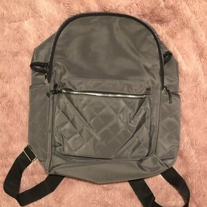 Brand new DSW gray backpack